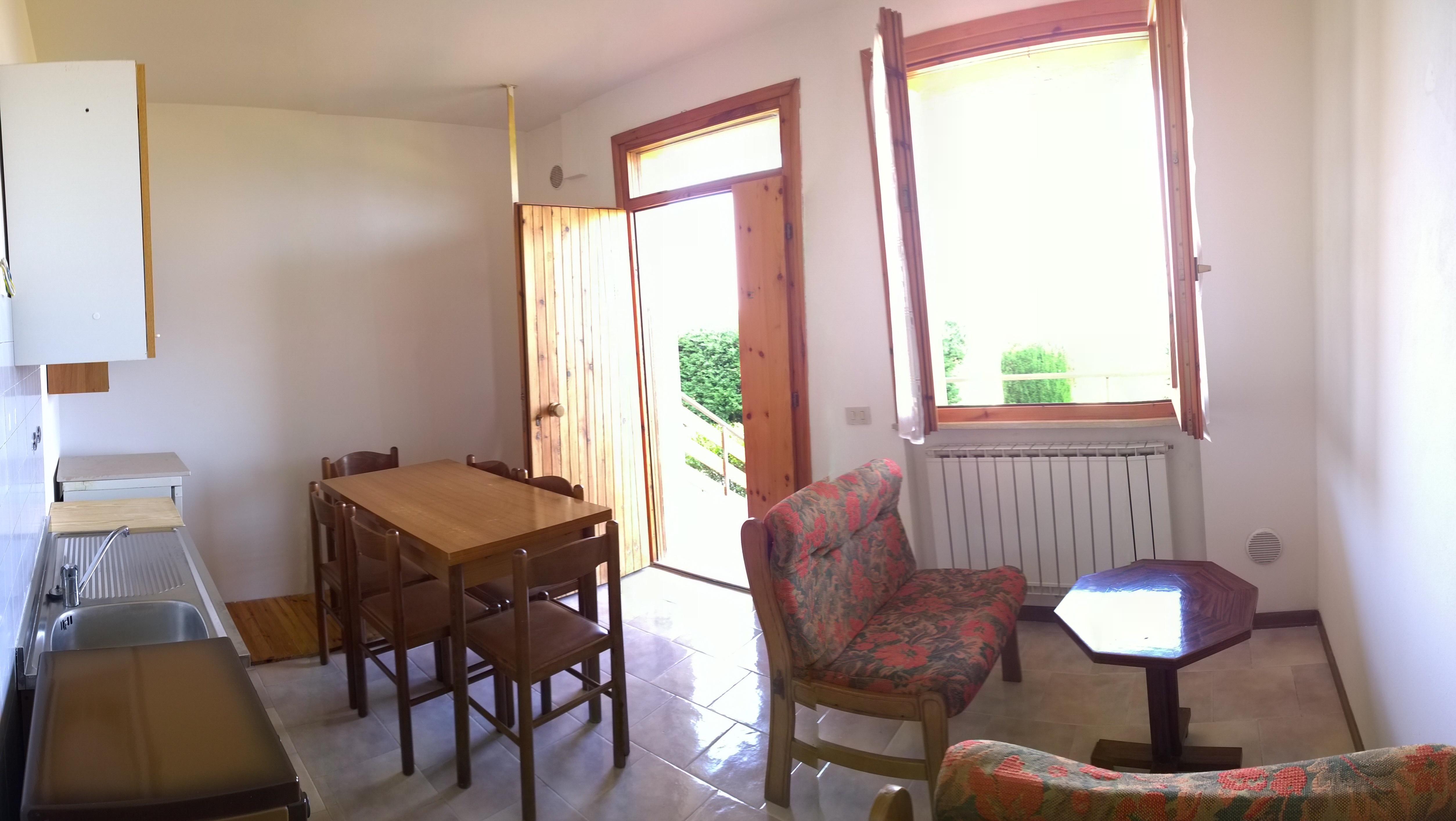 Alloggio Carpino 24 Residence Le Terrazze